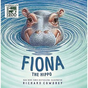 Fiona the Hippo by Fiona the Hippo - 9780310766391 Book