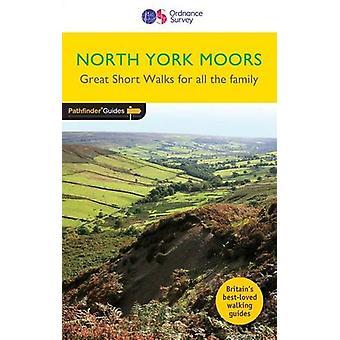 North York Moors - 2016 por Dennis Kelsall - libro 9780319090329