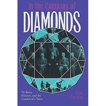 Na empresa de diamantes - De Beers - Kleinzee & controle de uma cidade por Pe