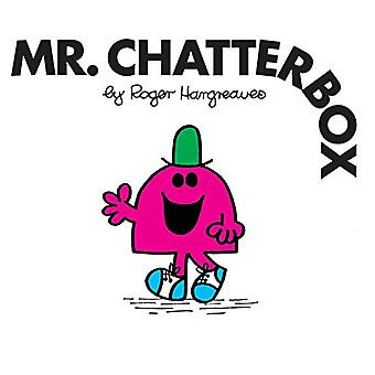 Mr. Chatterbox - 9781405289627 Book