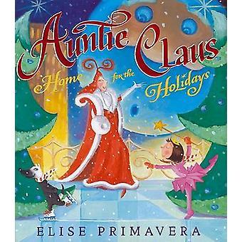 Ciocia Claus - domu na święta przez Elise Primavera - Elise Prima
