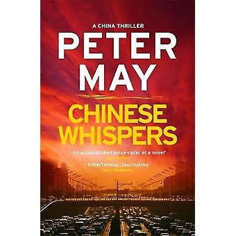 Chinese Whispers - China Thriller 6 - 9781784295349 Book
