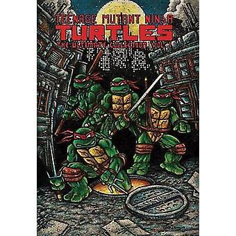 Teenage Mutant Ninja Turtles The Ultimate Collection - Vol. 1-97816
