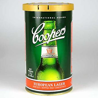 Coopers Europeu Lager