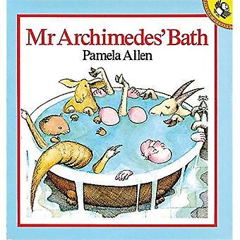 Banho Sr. Archimedes (Puffin imagens)