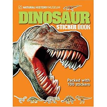 Natural History Museum Dinosaur Sticker Book (Natural History Museum) [Illustrated]