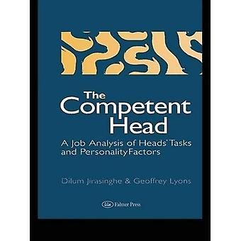 Competent Head: A Job Analysis of Heads' Tasks and Personality Factors
