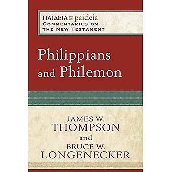 Filipperbrevet och Philemon (Paideia: kommentarer om nya testamentet)