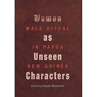 Kvinnor som osynliga tecken: manliga Ritual i Papua Nya Guinea (socialantropologi i Oceanien)