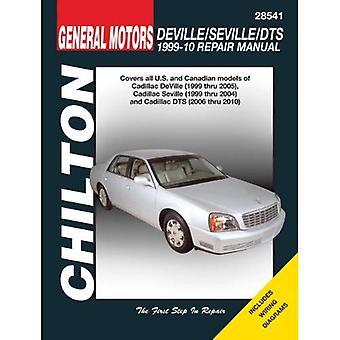 GM: Cadillac Deville/Séville/Dts: 1999-2010