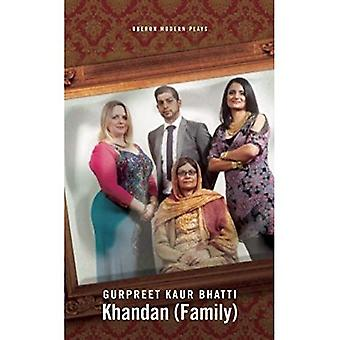Khandan (famille) (Oberon pièces modernes)