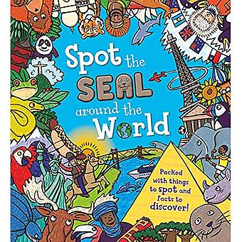 Spot The�Ǫ The seal around the world
