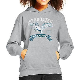 Stargazer Pegasus Unicorn Kid de Hooded Sweatshirt