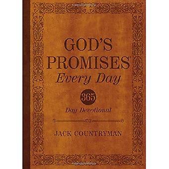 Boże obietnice codziennie: Dewocjonalia 365 dni (Boga Promises (R))