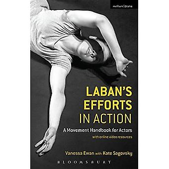 Laban's Efforts in Action: A Movement Handbook for Actors with Online Video Resources