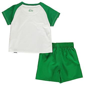 New Balance Kids Ireland Baby Away Kit 2018 2019 International Minikit Football