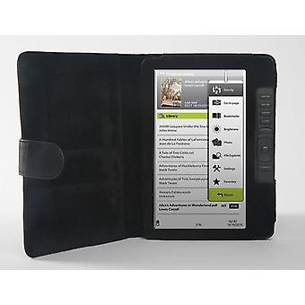 ICARUS cover Black for Omnia G2 but also: Trekstor eBook Reader 3.0, Weltbild eBook Reader 3.0, Aluratek Libre Color, Archos 70D, Prestigio PER3172B