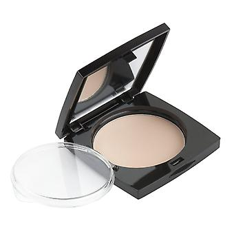 HD BROWS Foundation Pressed Mineral Powder Compact Shade No 1: Lightest