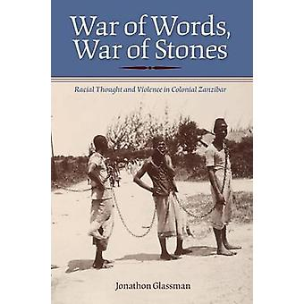 Guerra de palavras - guerra das pedras - pensamento Racial e violência colonial