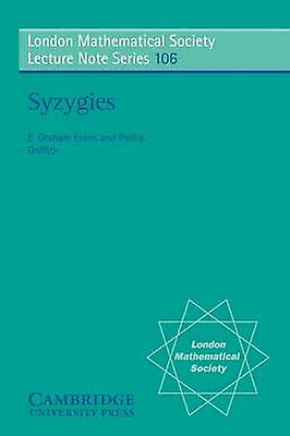 Syzygies by Evans & E. Graham