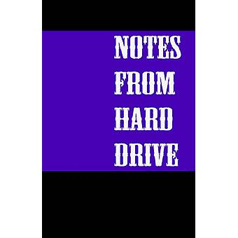 Notes from Hard Drive by Jordan & Mark