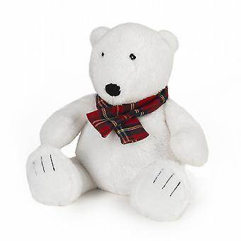 Warmies Cozy Plush Fully Microwavable Toy: Polar Bear