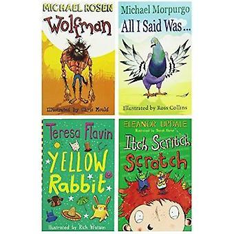 Glands 8-title shrinkwrapped Pack-livres d'images-9781781123089 livre