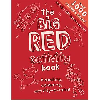 The Big Red Activity Book - 9781783704804 Book