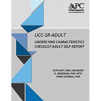 Adult Self-Report UCC (UCC-SR-ADULT) by Ruth Aspy - 9781942197102 Book