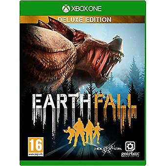 Earthfall Deluxe Edition Xbox One Game
