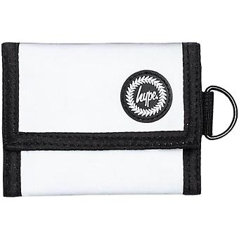 Hype Reflective Tri Fold Wallet