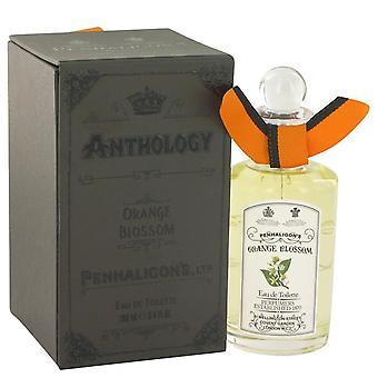Orange Blossom Eau De Toilette Spray (Unisex) By Penhaligon's 100 ml