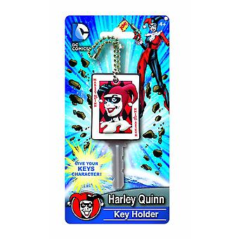 Casquette clé - Marvel - Harley Quinn Die Cut Holder Gifts Toys New Licensed 45103