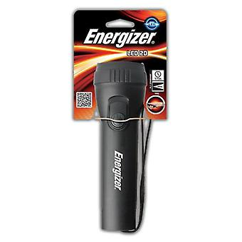 Energizer Flashlights Fl Plastic Light 2D (Battery-free) (DIY , Electricity)