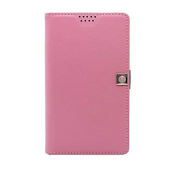 Small Universal Slider Folio Pink