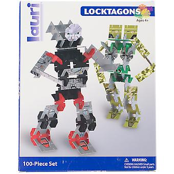 Locktagons Set 100Pc Boys Pp2607