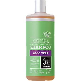 Urtekram Aloe Vera Shampoo Normal Hair 500 Ml Bio