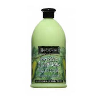 Bodycare bad Gel Avocado & olivenolie