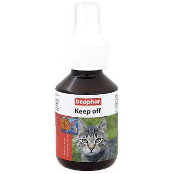 Beaphar Keep Off Repellente Gatti 100ml (Gatti , Training e addestramento , Repellenti)