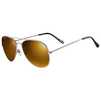 California Style Co Ochre Aviator Sunglasses Mirror (Fashion accesories , Sun-glasses)