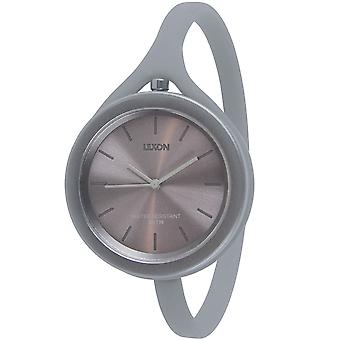 Grey Lexon Take Time Aluminium Small Watch
