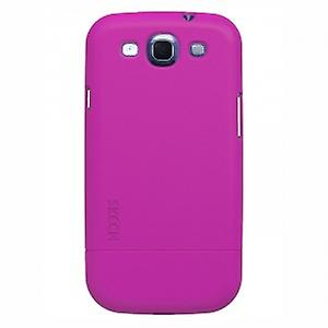 Skech Slim Case Cover Galaxy S3 i9300 purple