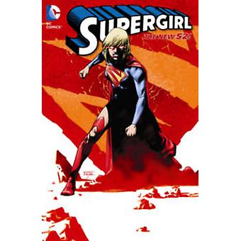 Supergirl Volume 4 TP The New 52 by Michael Alan Nelson & Mahmud A. Asrar