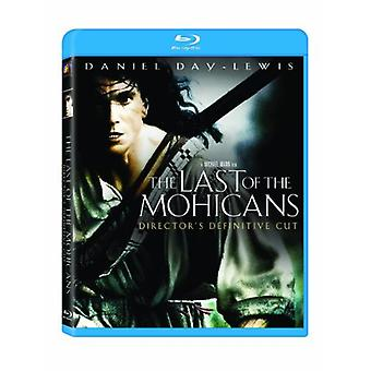 Last of the Mohicans (1992) [BLU-RAY] USA import