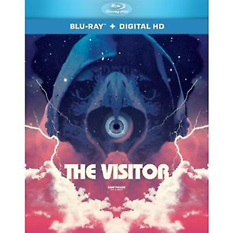 Visitor [BLU-RAY] USA import