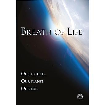 Pust af liv [DVD] USA importerer