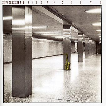 Steve Grossman - Perspective [CD] USA import
