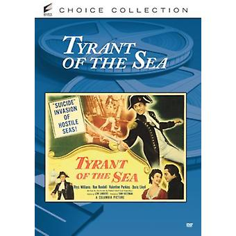 Tyrant of the Sea (1950) [DVD] USA import