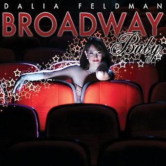 Dalia Feldman - Broadway Baby [CD] USA import