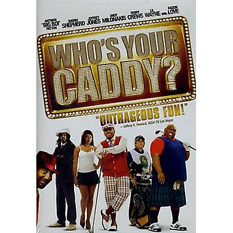 Who's Your Caddy? [DVD] USA import